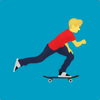 Bit Skate Emoji - Bit Skate Emoji  artwork