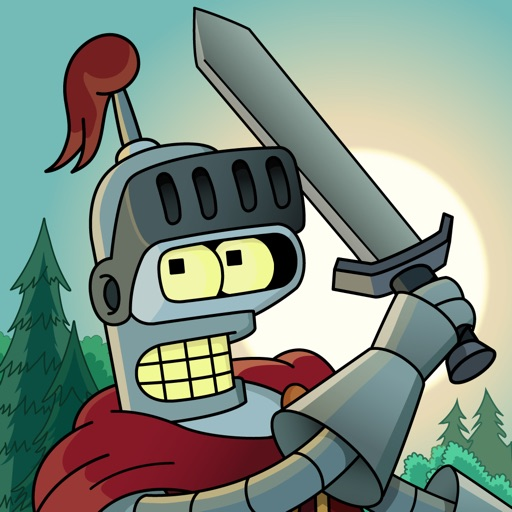 Futurama: Worlds of Tomorrow iOS Hack Android Mod