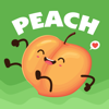 download Peach Stickers