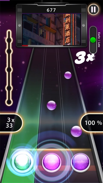 Tap Tap Reborn 2: Popular Songのスクリーンショット2
