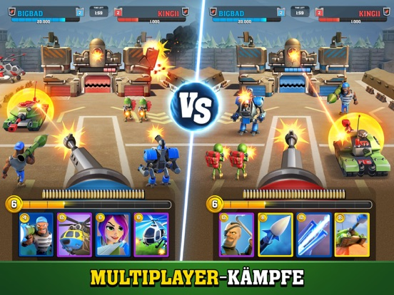 Screenshot 3 Mighty Battles