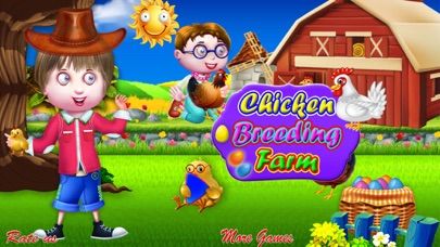 Chicken breeding farm screenshot 1