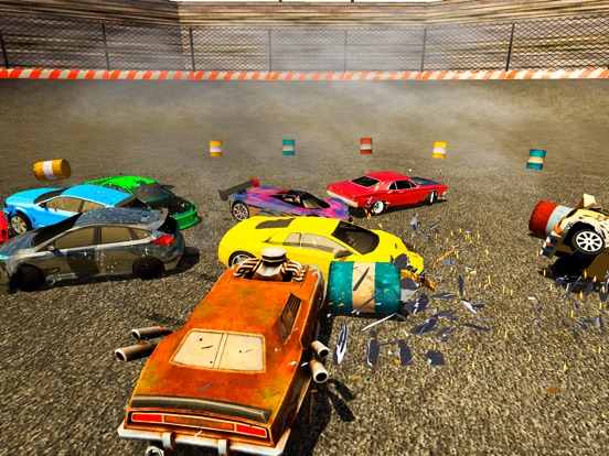 Игра Derby Destruction Simulator