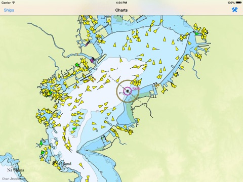 SHIPFINDER.COM screenshot 1