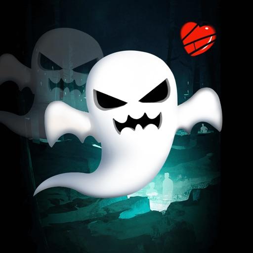 Ghost Camera - Selfie Blender iOS App