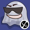 Ghosts - Halloween stickers