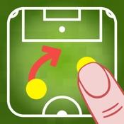 Taktikboard für Fußball