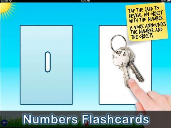 Number Quiz Lite - Tantrumapps Скриншоты8