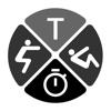 Tabata HIIT. Interval Training