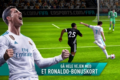 FIFA Football screenshot 1