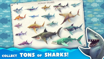 Hungry Shark World screenshot 4
