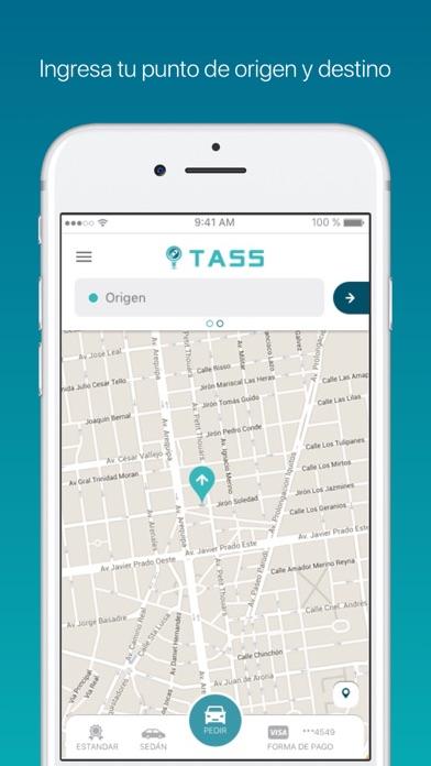 TASS screenshot 1