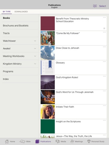 JW Library screenshot 3