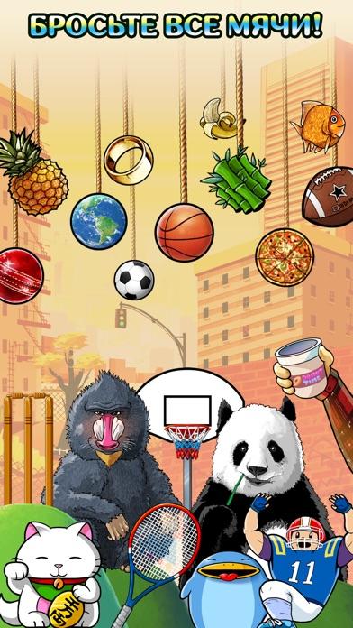 Basket Fall Screenshot