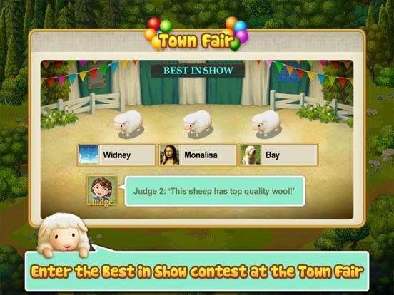 Tiny Sheep : Pet Sim on a Farm Скриншоты11