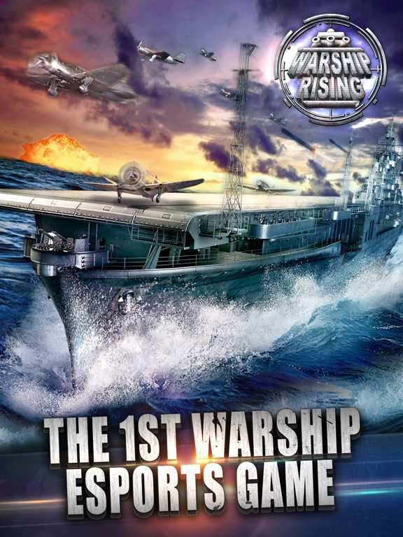 Warship Rising screenshot 6