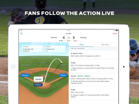 GameChanger Baseball Softball Скриншоты8
