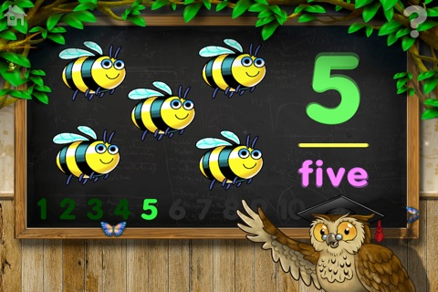 Count 1 to 10 Pocket Learning screenshot 3