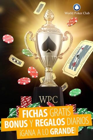 Poker Game: World Poker Club screenshot 4