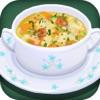 健康的蔬菜湯烹飪