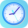 World Clock Time Zones Widget