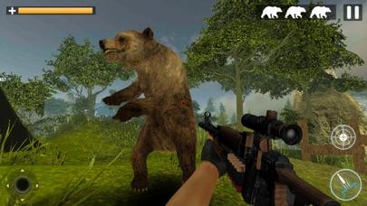 Bear Jungle Attack Screenshot 2