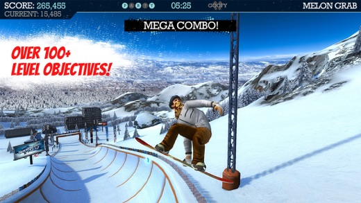 Snowboard Party Pro Screenshots