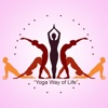 Yoga Sticker Pack - BodyBuilder,Meditation Sticker