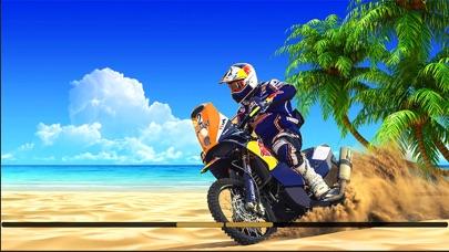 Water Surfer Beach Bike Rider screenshot 2