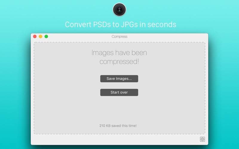 Compress - Image Compression Screenshots