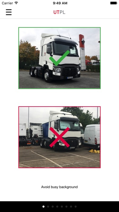 Used Trucks Picture LoaderCapture d'écran de 3