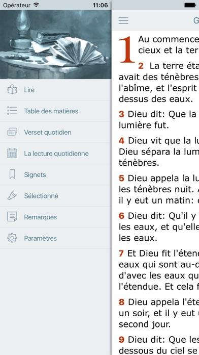 download La Bible Louis Segond + Audio apps 1