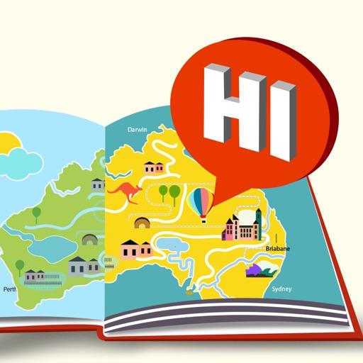 AR语言地图
