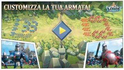 Screenshot of Lords Mobile: War Kingdom1