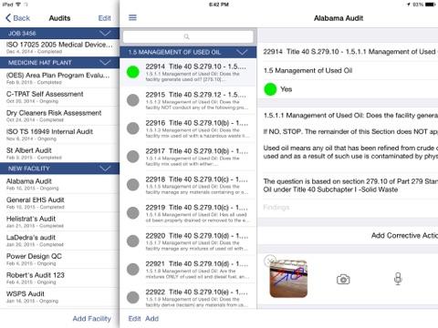 EHS Audit - Inspect better screenshot 1