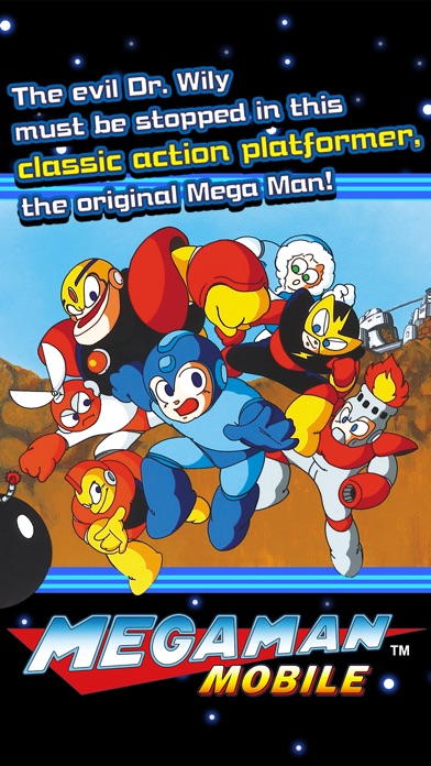 MEGA MAN MOBILE Screenshots