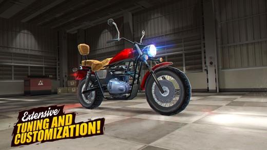 Top Bike: Drag Racing & Fast Moto Rider 3D Screenshot