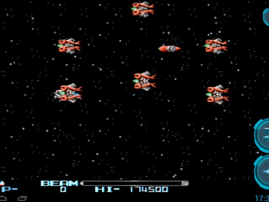 R-TYPE Screenshots
