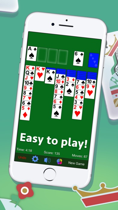 Screenshot for Solitaire· in United States App Store