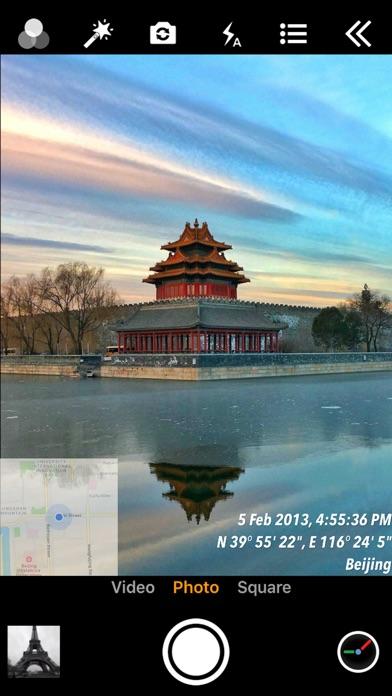 Timestamp Camera Pro Screenshots