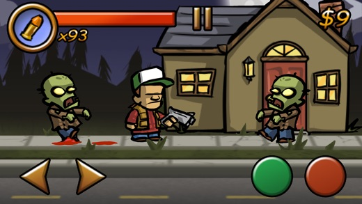 Zombieville USA Screenshots