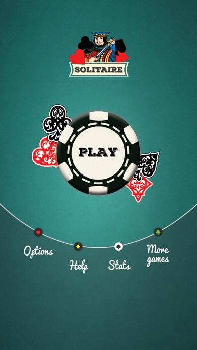 Solitaire Diamond Card Game screenshot 1