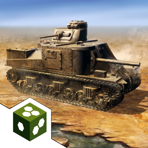坦克大战之北非:Tank Battle: North Africa