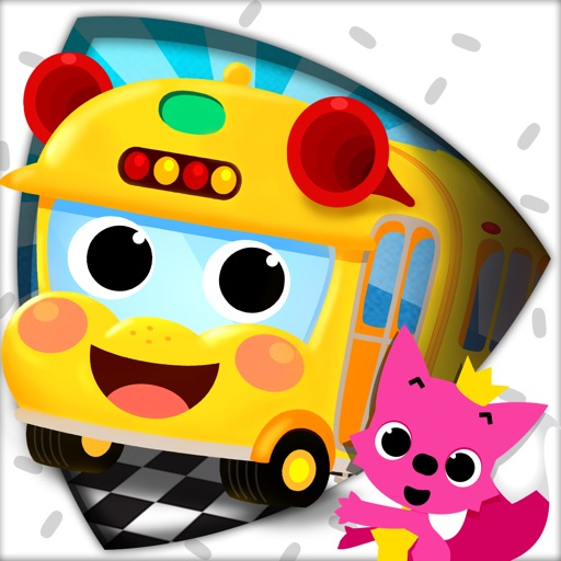 碰碰狐汽车城 :唱歌、开车和涂色小游戏!