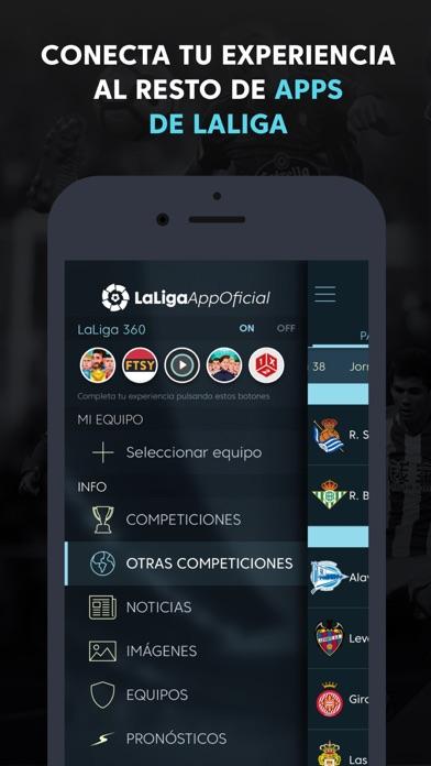 download La Liga: App Oficial de Fútbol apps 1
