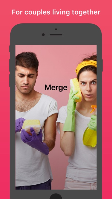 Merge - To-Do List for Couples app review