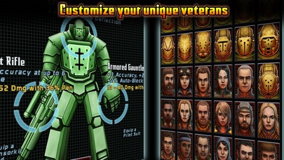 Screenshot #9 for Templar Battleforce Elite