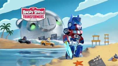 download Angry Birds Transformers apps 1