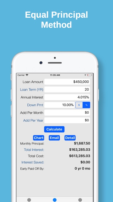 Loan Calculator - Payoff Pro App Download - Android APK