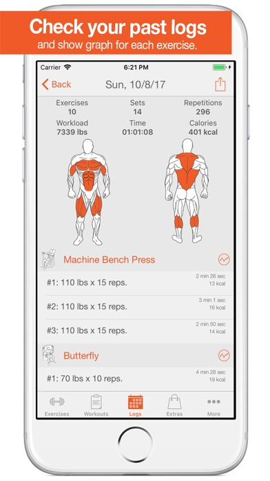 Fitness Point Pro screenshot 4